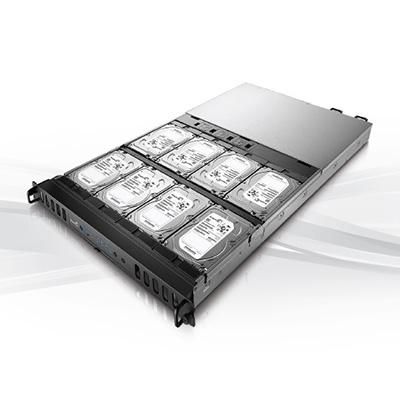 Seagate STDP12000301 Business Storage 8-bay Rackmount NAS 12TB