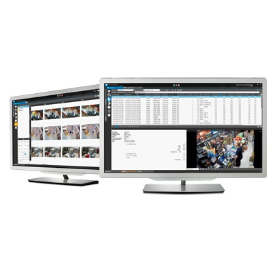 March Networks Searchlight for Retail as a Service CCTV software