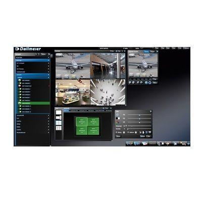 Dallmeier SeMSy III Advanced Package Server Licenses for 150× Channels