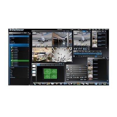Dallmeier SeMSy III Enterprise Package CCTV software