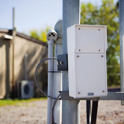 Senstar's newest generation microwave - µltraWave™ at IFSEC 2011