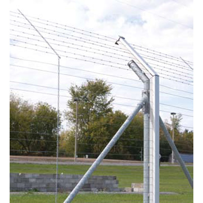 Senstar Taut wire / decorative solutions highly rugged, extremely reliable