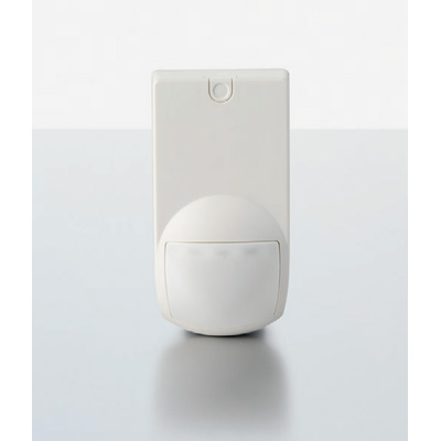 Siemens ADM-Q12 intruder detector with unique independent PIR and microwave detection range settings