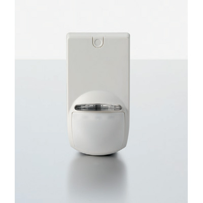 Siemens ADM-Q12T intruder detector with unique independent PIR and microwave detection range settings