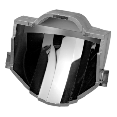 Vanderbilt (formerly known as Siemens Security Products) IRS272 curtain mirror set for intruder detectors
