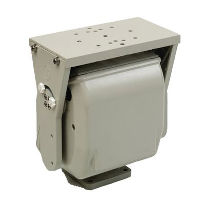 Siemens P25T-P/L - a medium duty, 16kg pan & tilt head, 24 VAC