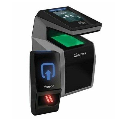 Gallagher SIGMA Lite + Multi biometric access control solution