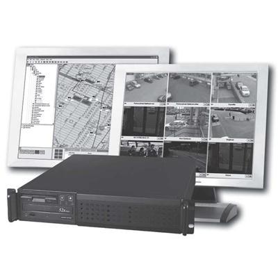 Siqura i-NVR+ Compact 500-8 compact high-performance, intelligent NVR