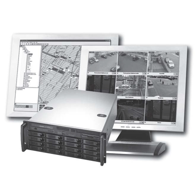 Siqura i-NVR+ Elite 24000-16 network video recorder with 16 inputs