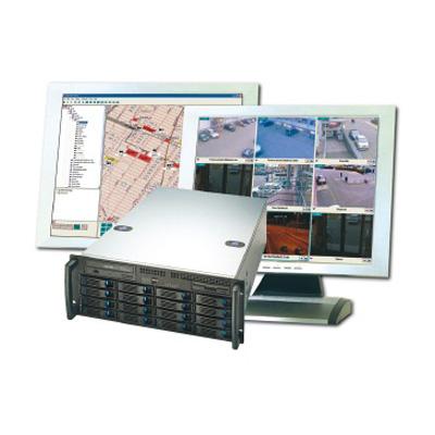 Siqura Network Recorder 64-channel (1920 fps) RAID-5 network video recorder