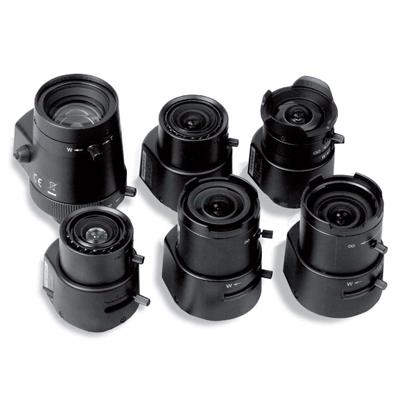 Siqura VL32 megapixel CCTV camera lens with manual focus