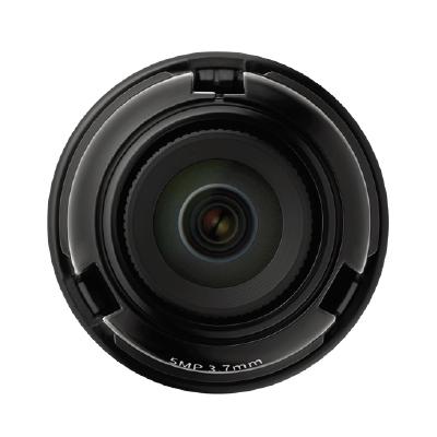 Hanwha Techwin America SLA-5M3700Q exchangeable 5MP lenses for PNM-9000VQ