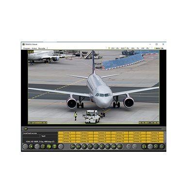 Dallmeier SMAVIA Viewer CCTV software