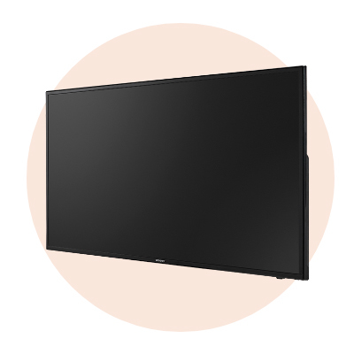 "Hanwha Techwin America SMT-4033 40"" LED Monitor"