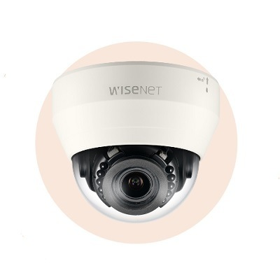 Hanwha Techwin America SND-L5083R 1.3M HD Network IR Dome Camera