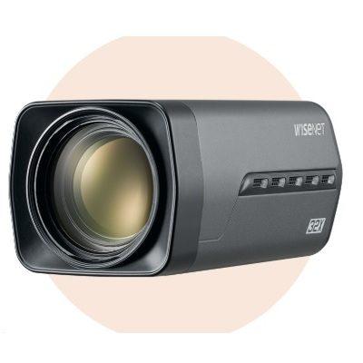 Hanwha Techwin America SNZ-6320 2MP Full HD Zoom Camera