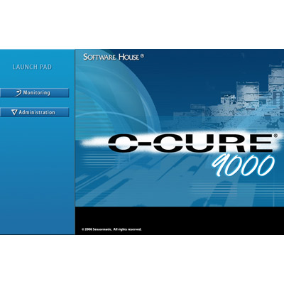 Software House® C·CURE® 9000 Security & Event Management System, developed with systems integration in mind