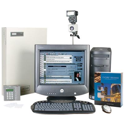 Software House CENTMON-1S Access control software