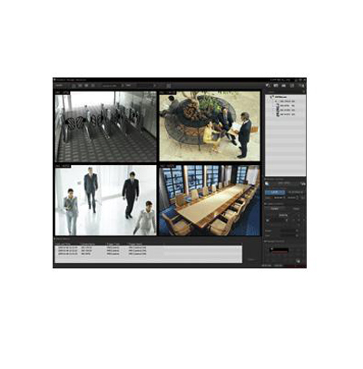 Sony IMZ-NS104M intelligent monitoring software for 4 cameras