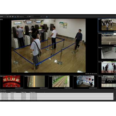 Sony RealShot Manager Lite - Entry level camera management software for IP security cameras