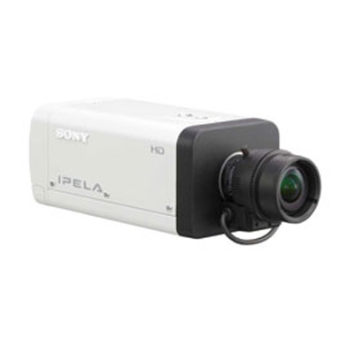 Sony SNC-CH240 full-HD fixed network security camera with CS mount lens