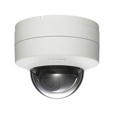 Sony SNC-DH120 indoor minidome HD network security camera with intelligent motion detection