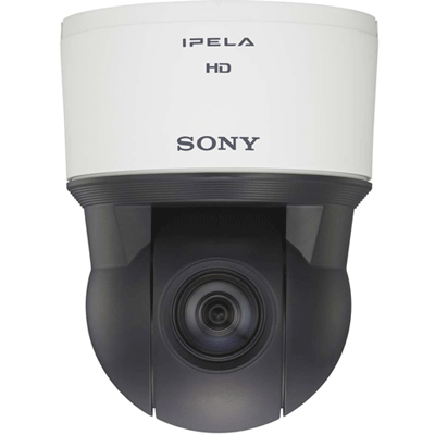Sony launched the industry's highest zoom HD PTZ cameras and complete the largest range of HD / Full HD cameras