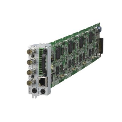 Sony SNT-EX154 four channel blade type video surveillance encoder