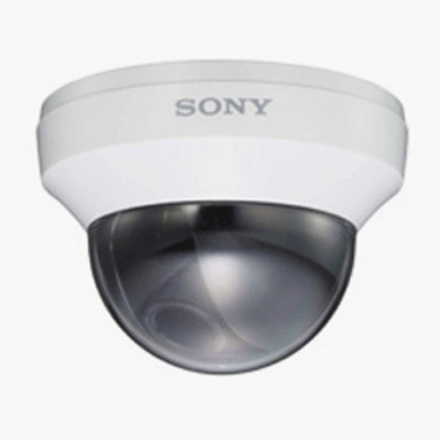 Sony SSC-N21 dome camera with super high resolution