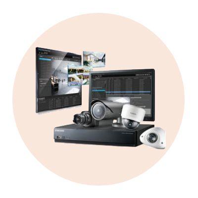 Hanwha Techwin SSM Mobile CCTV software