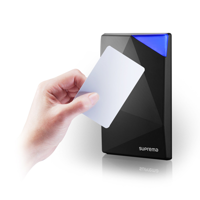 Suprema Xpass S2 multi-smartcard reader and controller contains enhanced features for IP access control