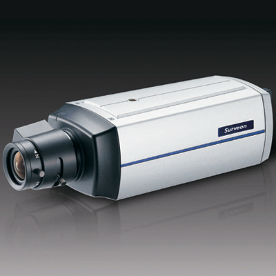 Surveon CAM2320 IP camera with wide dynamic range