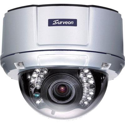 Surveon CAM4220 fixed dome network camera