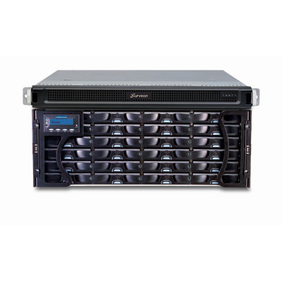 Surveon presents the latest upgrade of Enterprise Hardware RAID NVR2100 Series for scalable projects