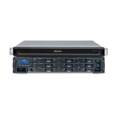 Surveon NVR2116 Enterprise Megapixel RAID NVR