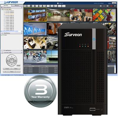 Surveon SMR2006 6 channel megapixel network video recorder
