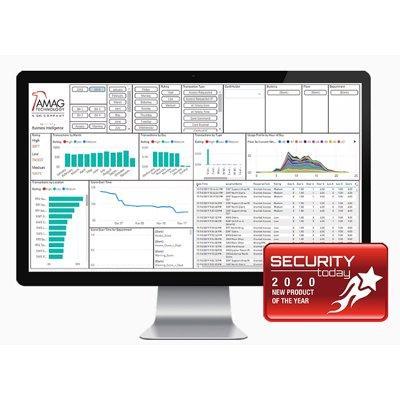 AMAG  Symmetry Business Intelligence data analytics application