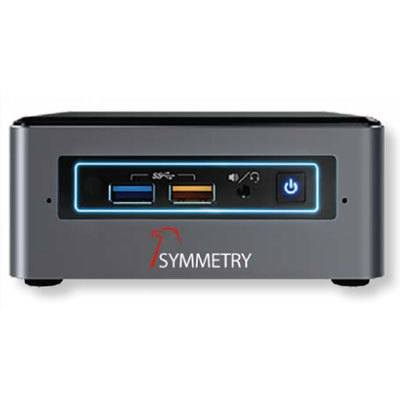 AMAG SPPD-2TB Ultra-Compact Network Video Recorder
