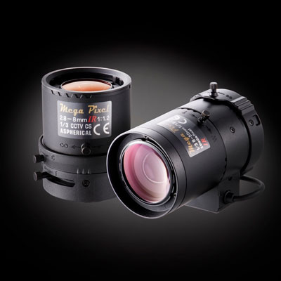 Tamron features its double Vari-Focal solution