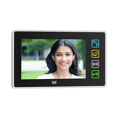 """Bell Systems TB-W 7"""" Colour Monitor"""