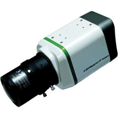TDSi 5012-0309 H.264 megapixel IP box camera
