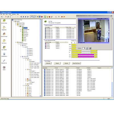 TDSi's software solutions gives building and facilities managers flexible hardware control options