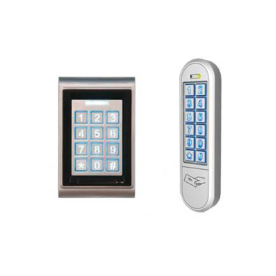 TDSi Stand alone Keypads with flexible entry method