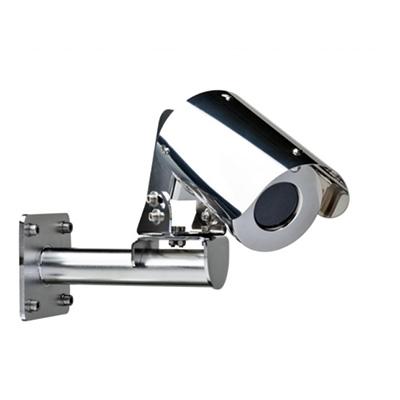 Tecnovideo 101W-L CCTV camera housing with wall bracket