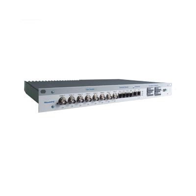 Teleste MPX-D8 eight channel rack mount video decoder