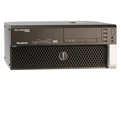 Teleste SVW808-32-2.2  32 channel video wall receiver
