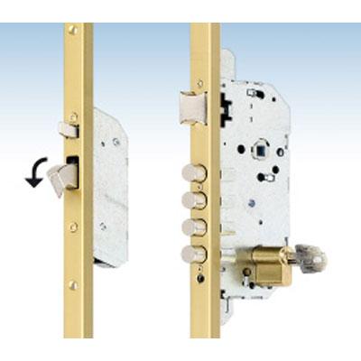 TESA TAB autodeadbolt series auxiliary lock