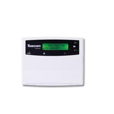 Texecom Premier LCDP built-in proximity tag reader