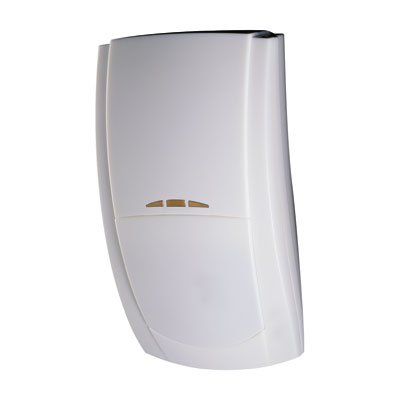 Texecom Premier Elite QD-W intruder detector with wireless digital quad PIR