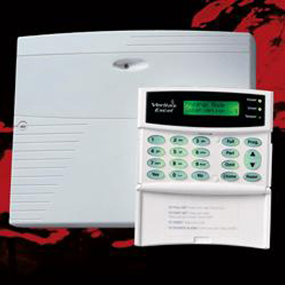 Texecom Veritas Excel RKP fully featured LCD remote keypad